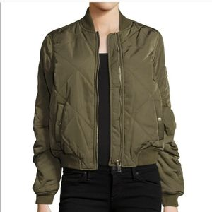 Romeo & juliet couture bomber jacket